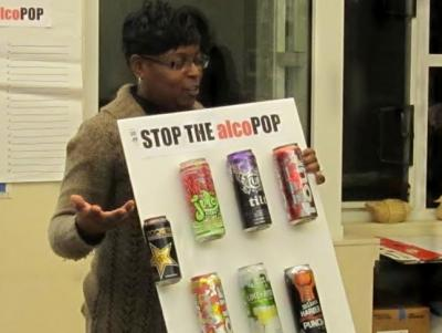 Group calls for a ban on 'alcopops' in Contra Costa County