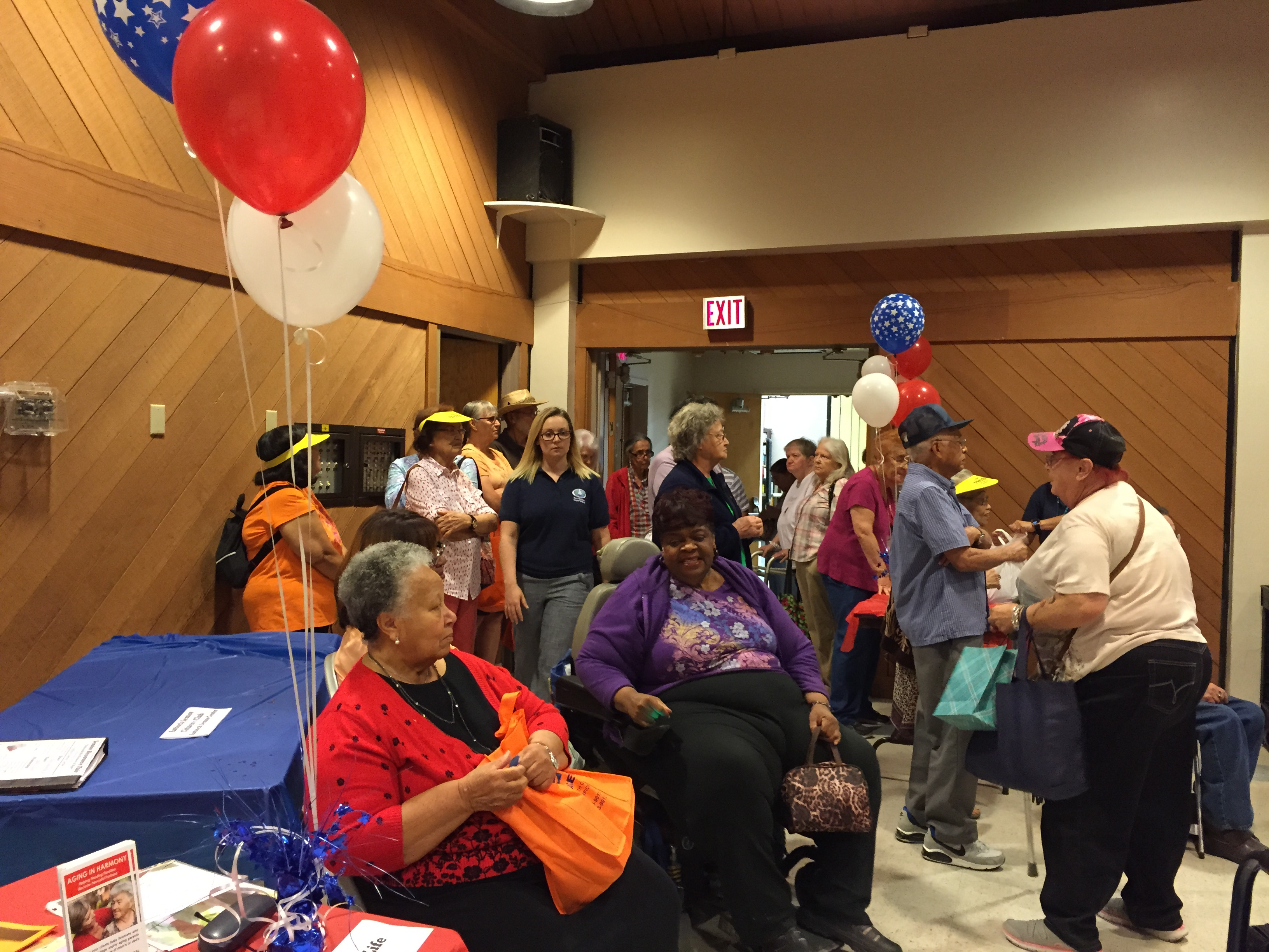 Antioch Senior Resource Fair 2015